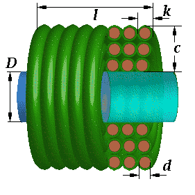 multilayer coil