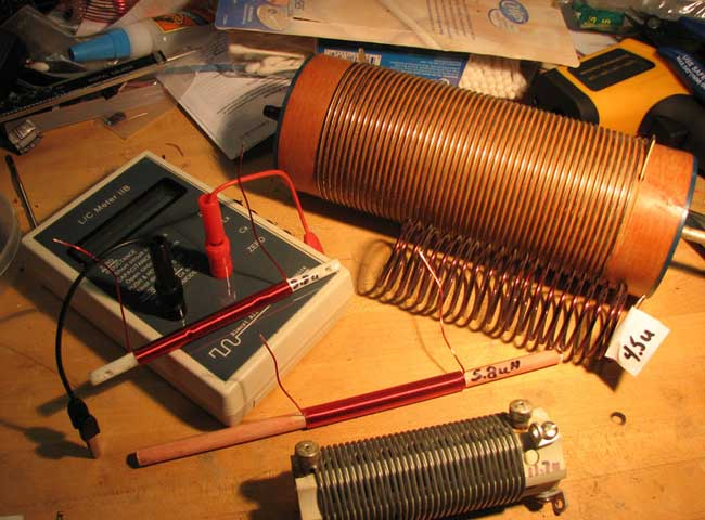 OneLayer Coils