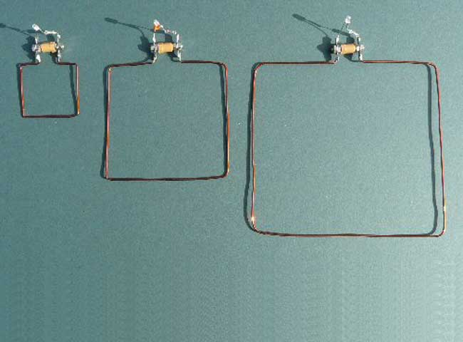 square loop inductor