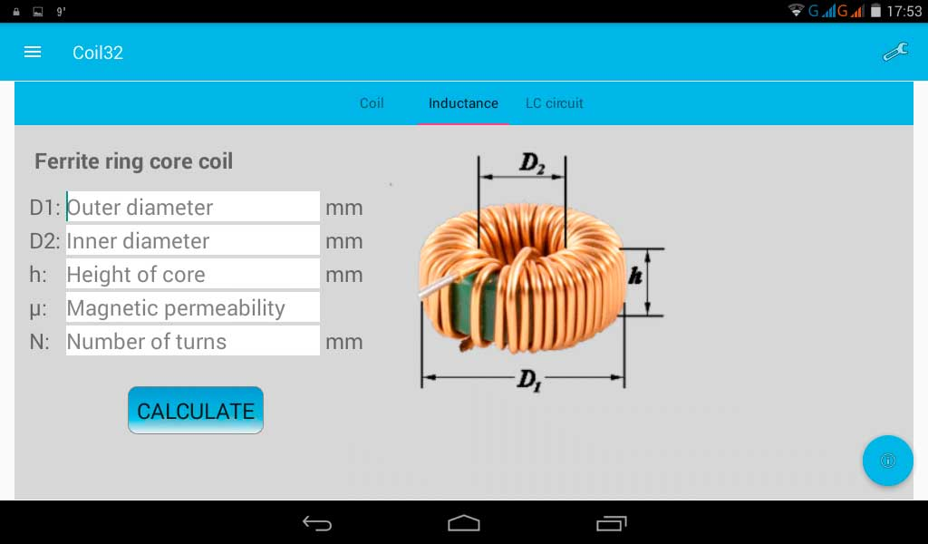Coil32 - Coil32 for Android - Coil32 for Android