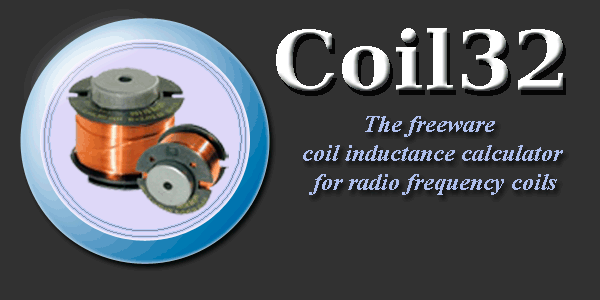 Coil32 - the coil inductance calculator